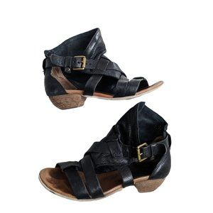 Miz Mooz Cassidy Seasonal Sandal 37 Black